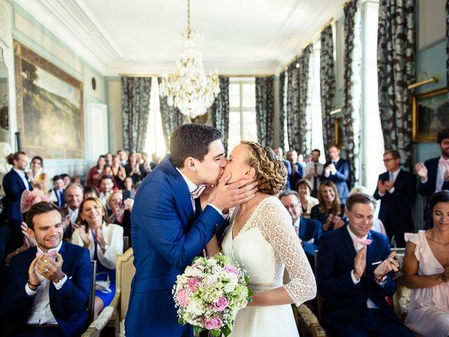 Le mariage de Arnaud et Mégane à Le Chesnay, Yvelines 42