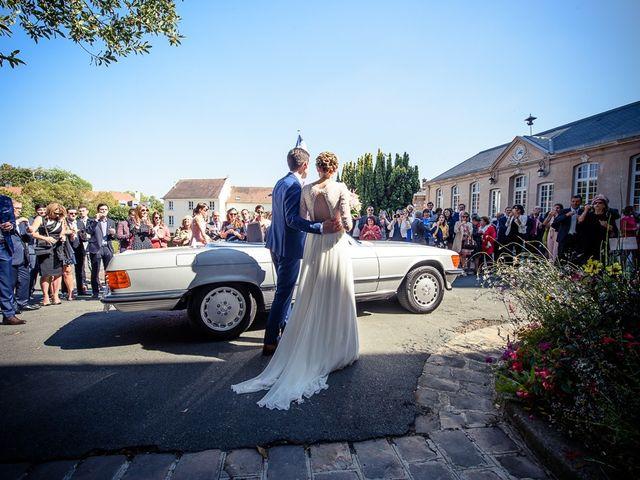 Le mariage de Arnaud et Mégane à Le Chesnay, Yvelines 44