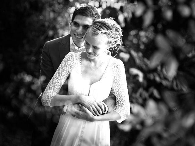 Le mariage de Mégane et Arnaud