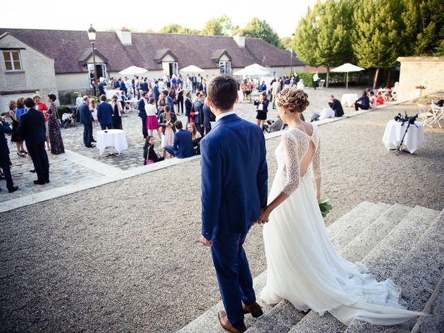 Le mariage de Arnaud et Mégane à Le Chesnay, Yvelines 74