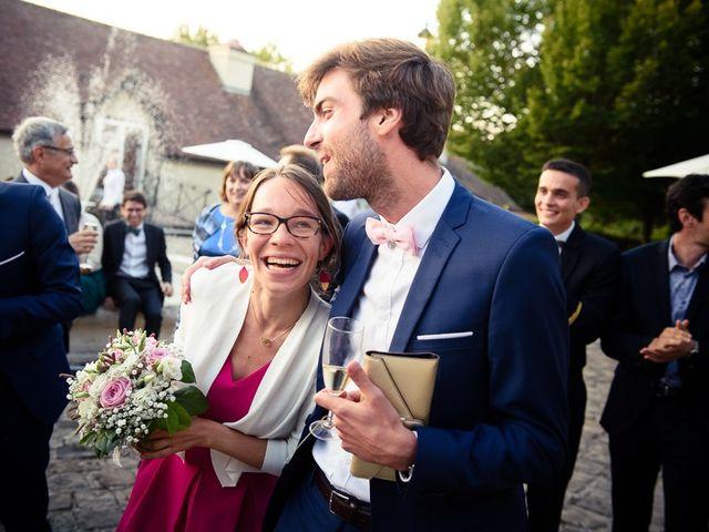 Le mariage de Arnaud et Mégane à Le Chesnay, Yvelines 87