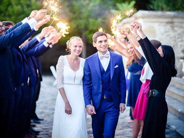 Le mariage de Arnaud et Mégane à Le Chesnay, Yvelines 89