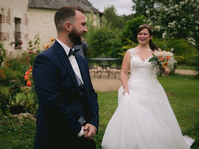 Le mariage de Aurélien et Fanny à Crotelles, Indre-et-Loire 15