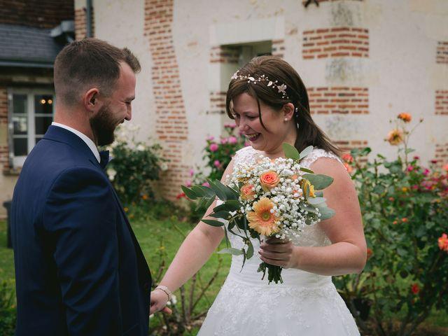 Le mariage de Aurélien et Fanny à Crotelles, Indre-et-Loire 16