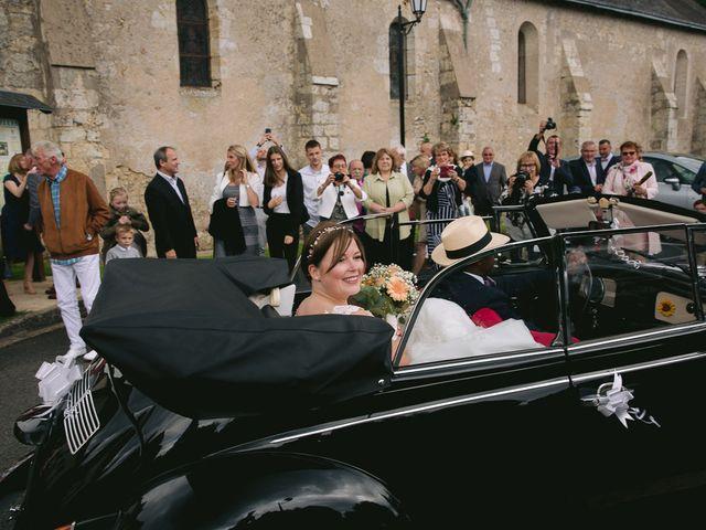 Le mariage de Aurélien et Fanny à Crotelles, Indre-et-Loire 29