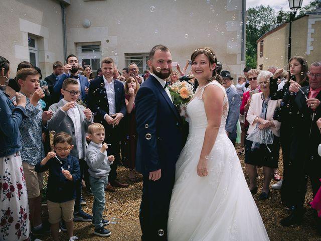 Le mariage de Aurélien et Fanny à Crotelles, Indre-et-Loire 36