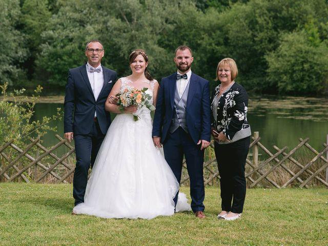 Le mariage de Aurélien et Fanny à Crotelles, Indre-et-Loire 43