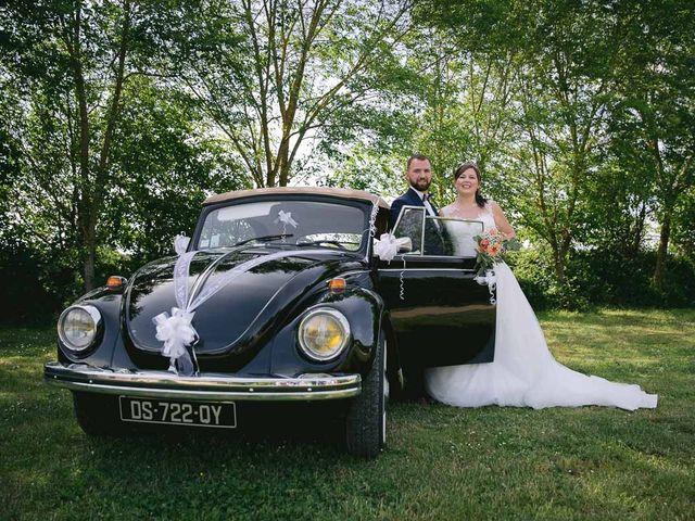 Le mariage de Aurélien et Fanny à Crotelles, Indre-et-Loire 51