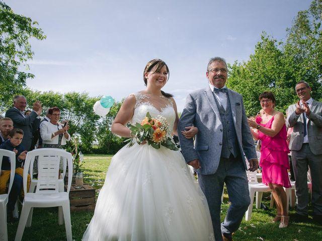 Le mariage de Aurélien et Fanny à Crotelles, Indre-et-Loire 53