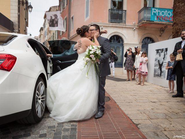 Le mariage de Vincent et Coraline à Sanary-sur-Mer, Var 2