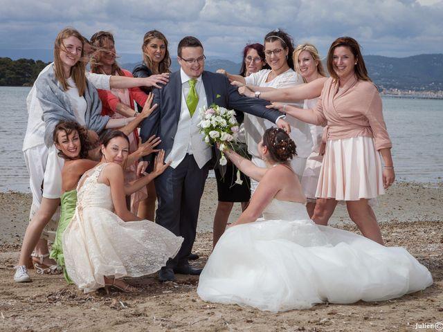 Le mariage de Vincent et Coraline à Sanary-sur-Mer, Var 9