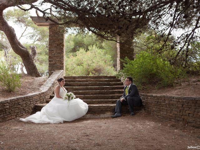 Le mariage de Vincent et Coraline à Sanary-sur-Mer, Var 12