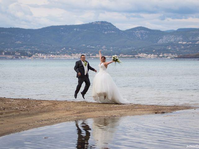 Le mariage de Vincent et Coraline à Sanary-sur-Mer, Var 15
