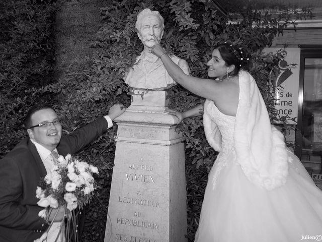 Le mariage de Vincent et Coraline à Sanary-sur-Mer, Var 17