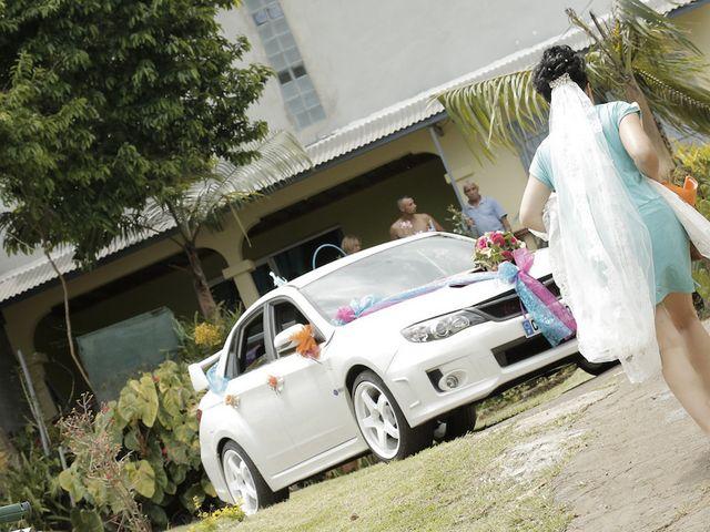 Le mariage de Dominique et Sabrina à Saint-Joseph, La Réunion 7