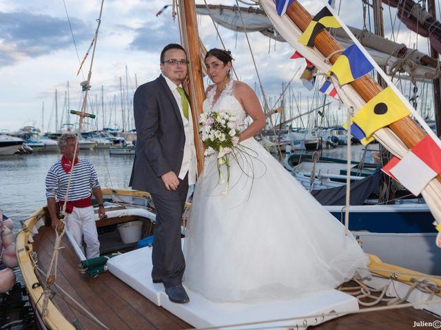 Le mariage de Vincent et Coraline à Sanary-sur-Mer, Var 18