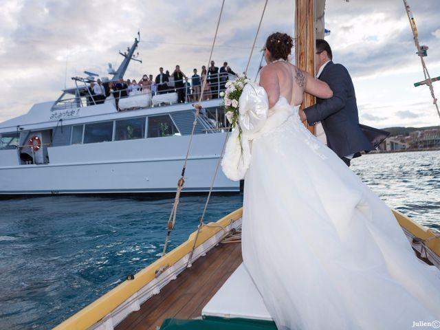 Le mariage de Vincent et Coraline à Sanary-sur-Mer, Var 19
