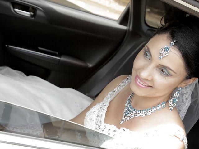 Le mariage de Dominique et Sabrina à Saint-Joseph, La Réunion 15
