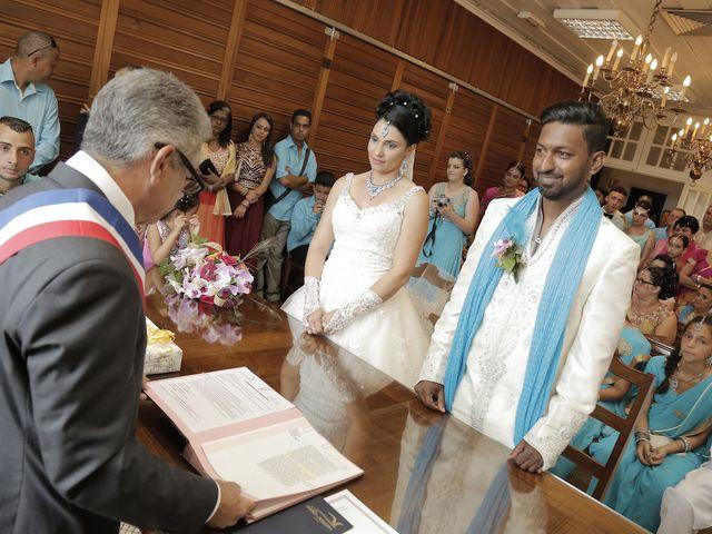 Le mariage de Dominique et Sabrina à Saint-Joseph, La Réunion 18
