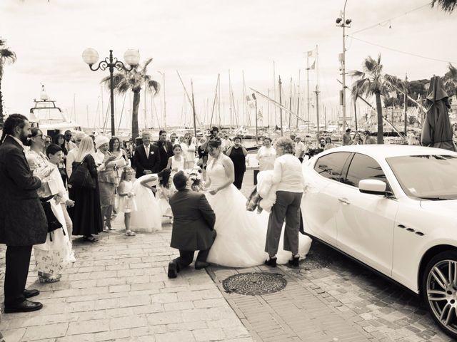 Le mariage de Vincent et Coraline à Sanary-sur-Mer, Var 20