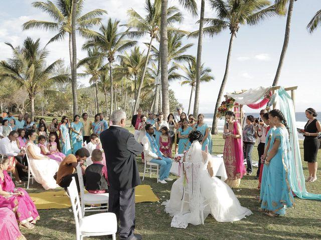 Le mariage de Dominique et Sabrina à Saint-Joseph, La Réunion 25
