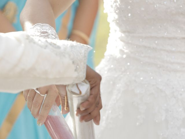 Le mariage de Dominique et Sabrina à Saint-Joseph, La Réunion 27