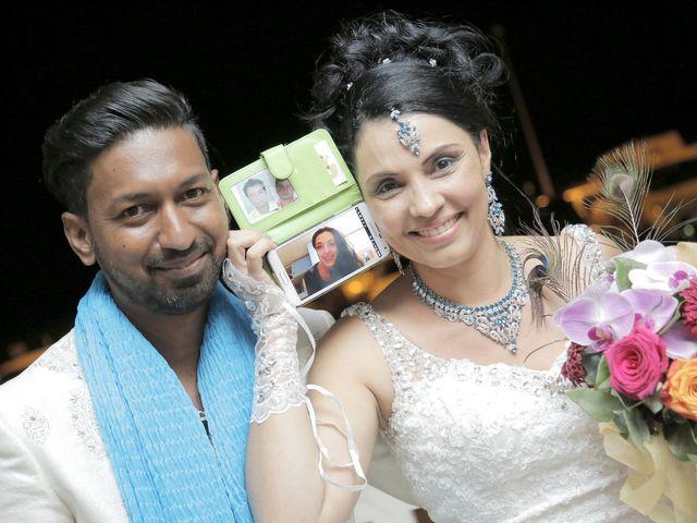 Le mariage de Dominique et Sabrina à Saint-Joseph, La Réunion 35
