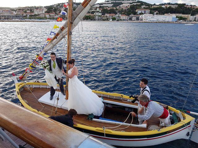 Le mariage de Vincent et Coraline à Sanary-sur-Mer, Var 24
