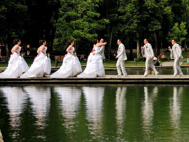 Le mariage de Sylvia et Julien à Briançon, Hautes-Alpes 1