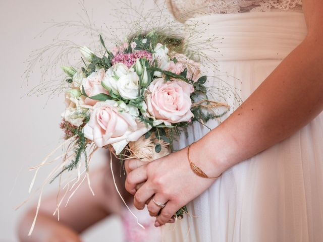Le mariage de David et Charlène à Arcey, Doubs 11