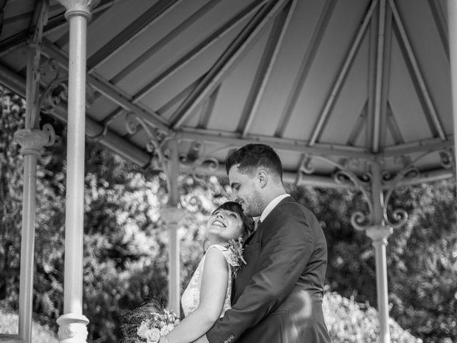 Le mariage de David et Charlène à Arcey, Doubs 15