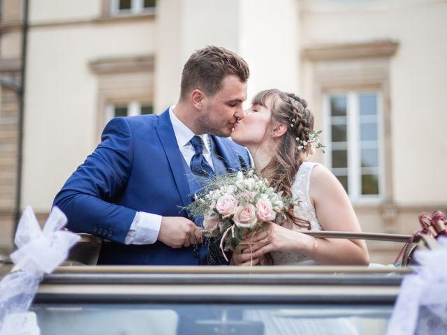 Le mariage de David et Charlène à Arcey, Doubs 17