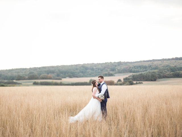 Le mariage de David et Charlène à Arcey, Doubs 22