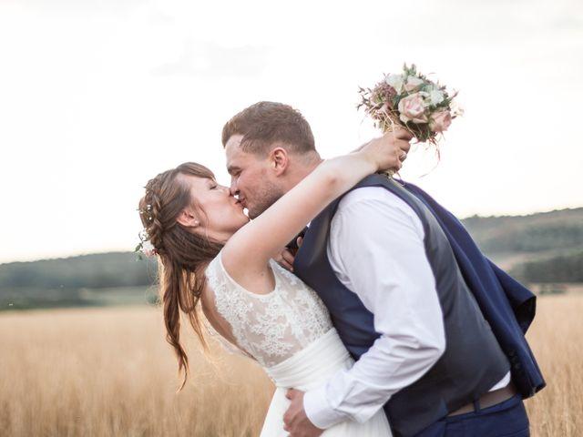 Le mariage de David et Charlène à Arcey, Doubs 23