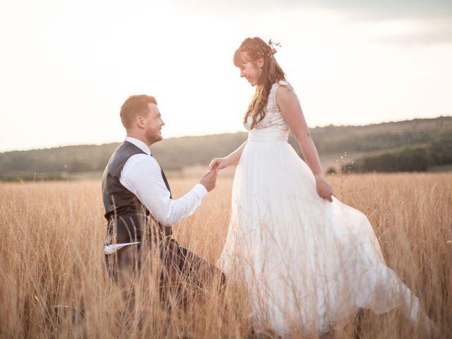 Le mariage de David et Charlène à Arcey, Doubs 26
