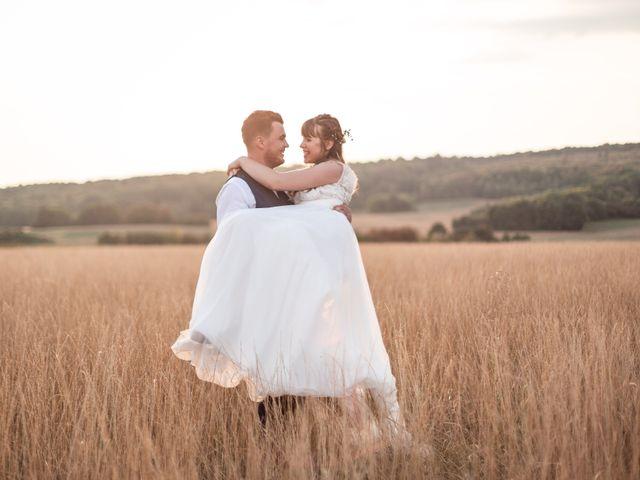 Le mariage de David et Charlène à Arcey, Doubs 2