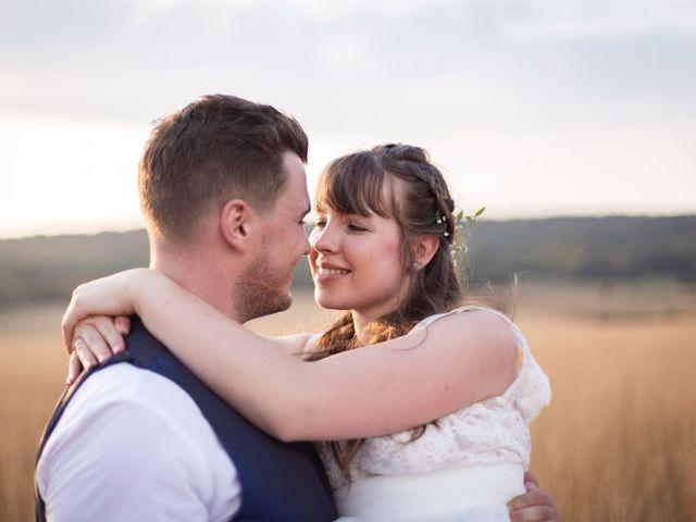 Le mariage de David et Charlène à Arcey, Doubs 27