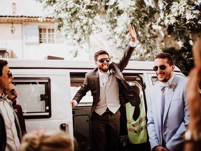 Le mariage de Enzo et Virginie à Lançon-Provence, Bouches-du-Rhône 16