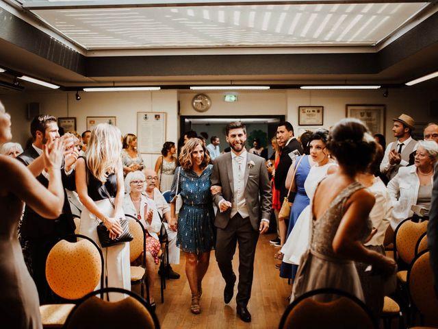 Le mariage de Enzo et Virginie à Lançon-Provence, Bouches-du-Rhône 20