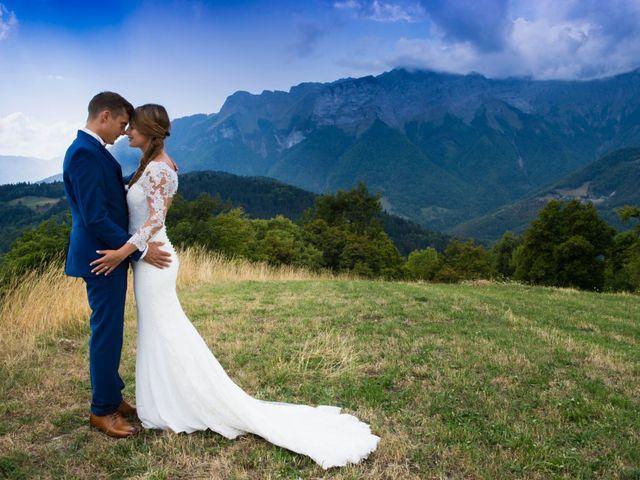 Le mariage de Kévin et Marine à Marlens, Haute-Savoie 106