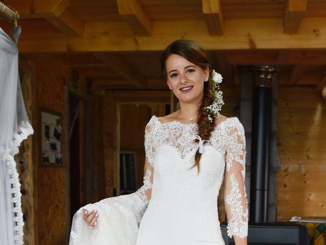 Le mariage de Kévin et Marine à Marlens, Haute-Savoie 11
