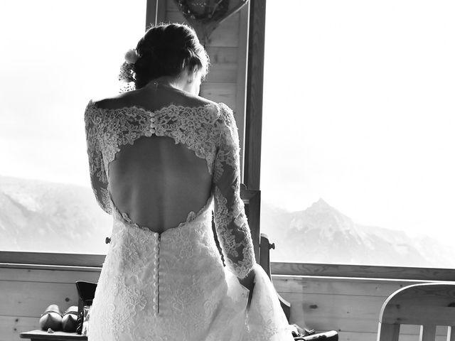 Le mariage de Kévin et Marine à Marlens, Haute-Savoie 12