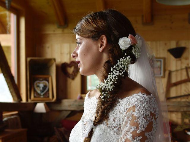 Le mariage de Kévin et Marine à Marlens, Haute-Savoie 13