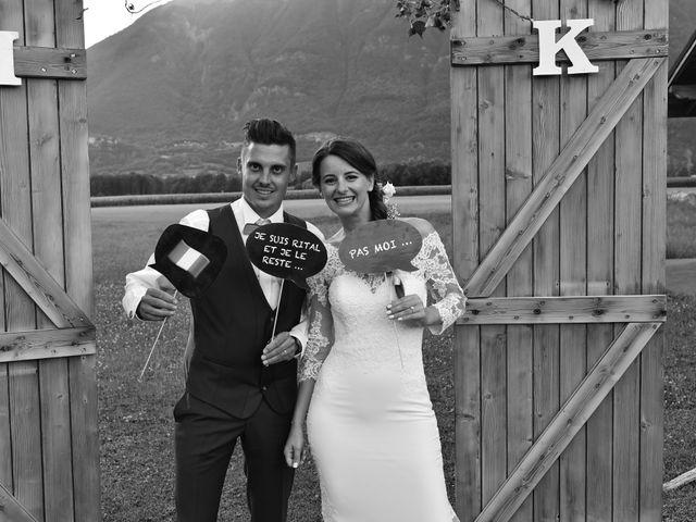 Le mariage de Kévin et Marine à Marlens, Haute-Savoie 61