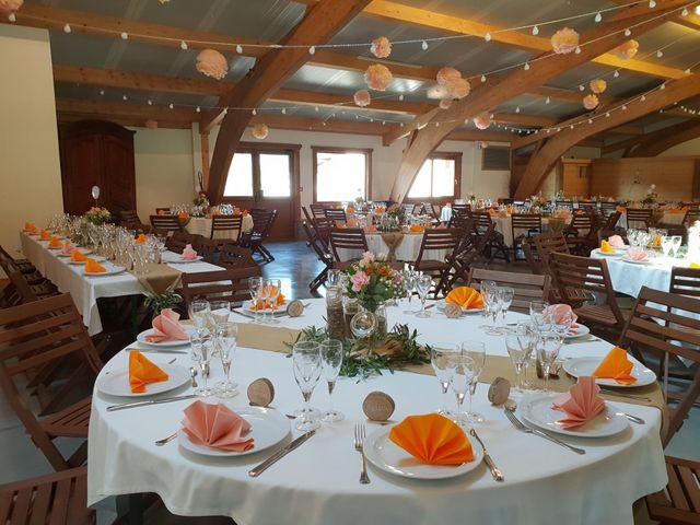 Le mariage de Kévin et Marine à Marlens, Haute-Savoie 62