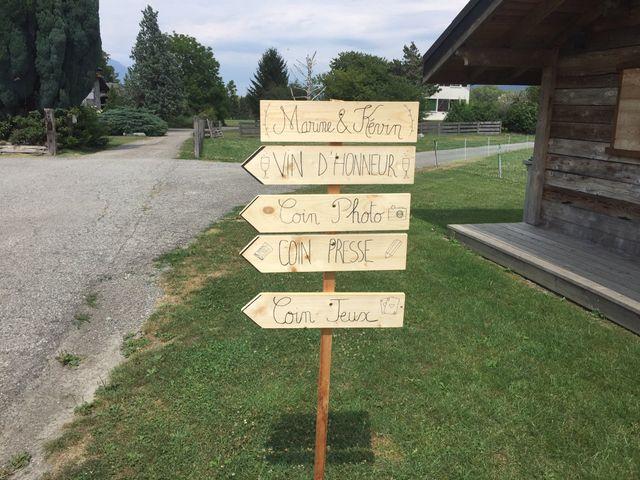 Le mariage de Kévin et Marine à Marlens, Haute-Savoie 58