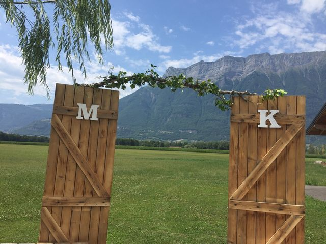 Le mariage de Kévin et Marine à Marlens, Haute-Savoie 66
