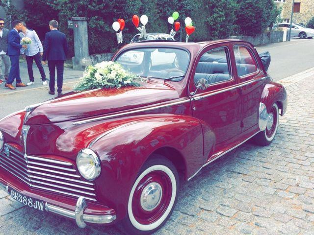 Le mariage de Kévin et Marine à Marlens, Haute-Savoie 14