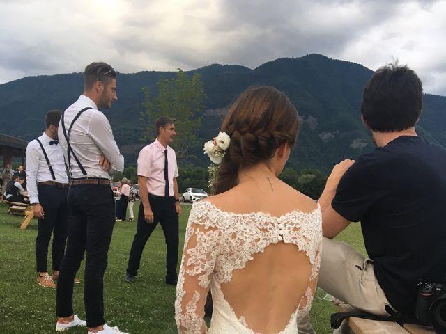 Le mariage de Kévin et Marine à Marlens, Haute-Savoie 59