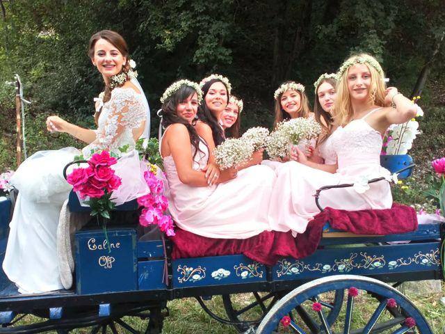 Le mariage de Kévin et Marine à Marlens, Haute-Savoie 16